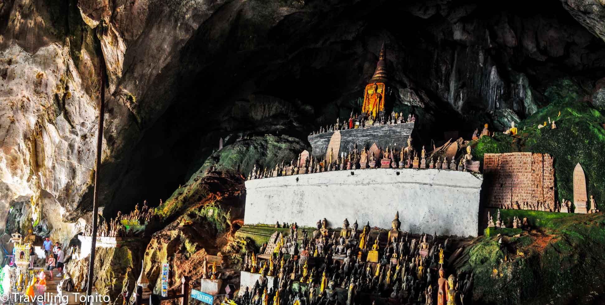 Tham Ting (Lower Cave) Photo: Travellingtonito
