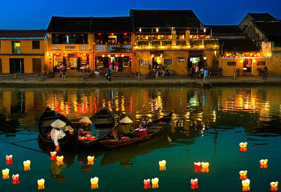 Marvelous night in Hoi An