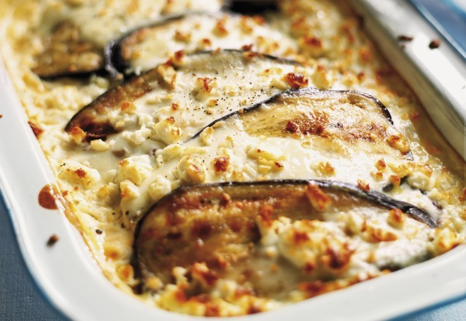 Moussaka-greek food