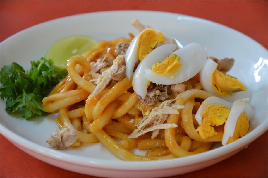 Nan Gyi Thoke noodle Photo: notesplusultra