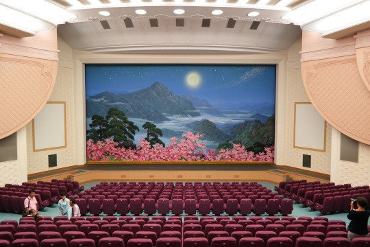 National Drama Theater, Pyongyang 2