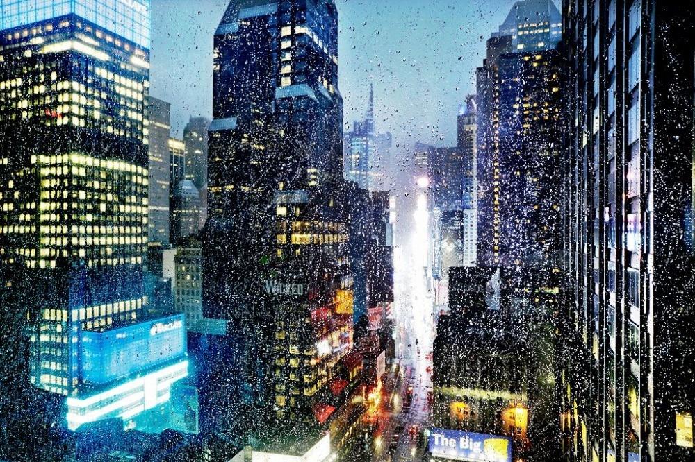 New York by Chritsphe Jacrot