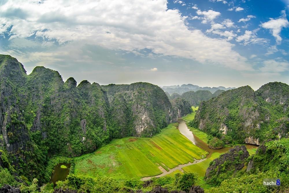 Ninh Binh - Tam Coc - Bich Dong 1