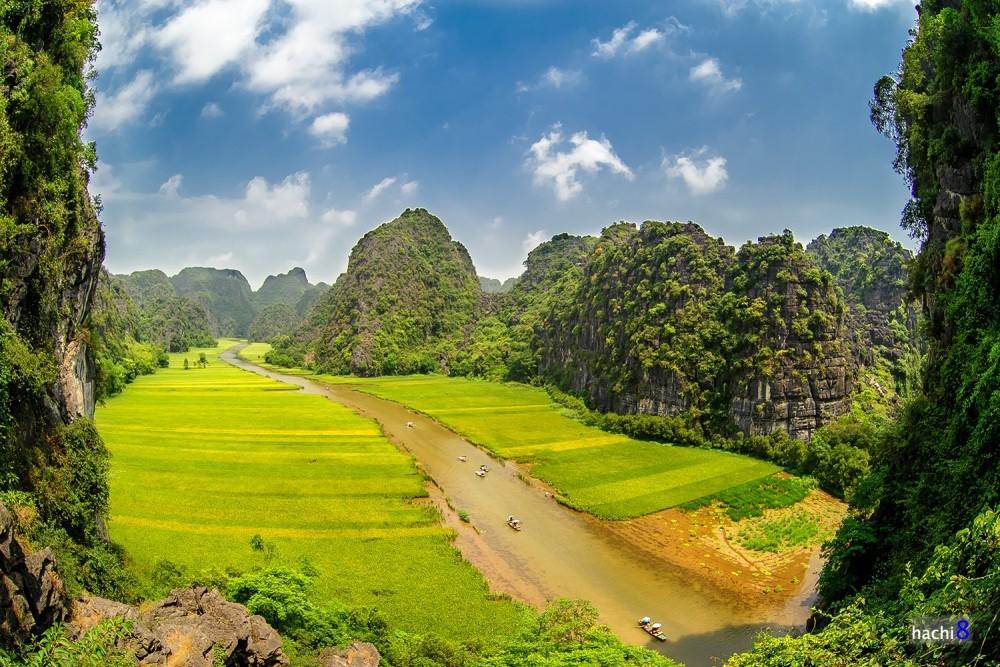 Ninh Binh - Trang An 3