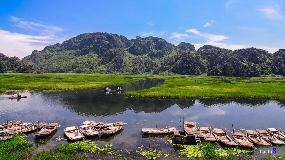 Ninh Binh - Van Long wetland 1