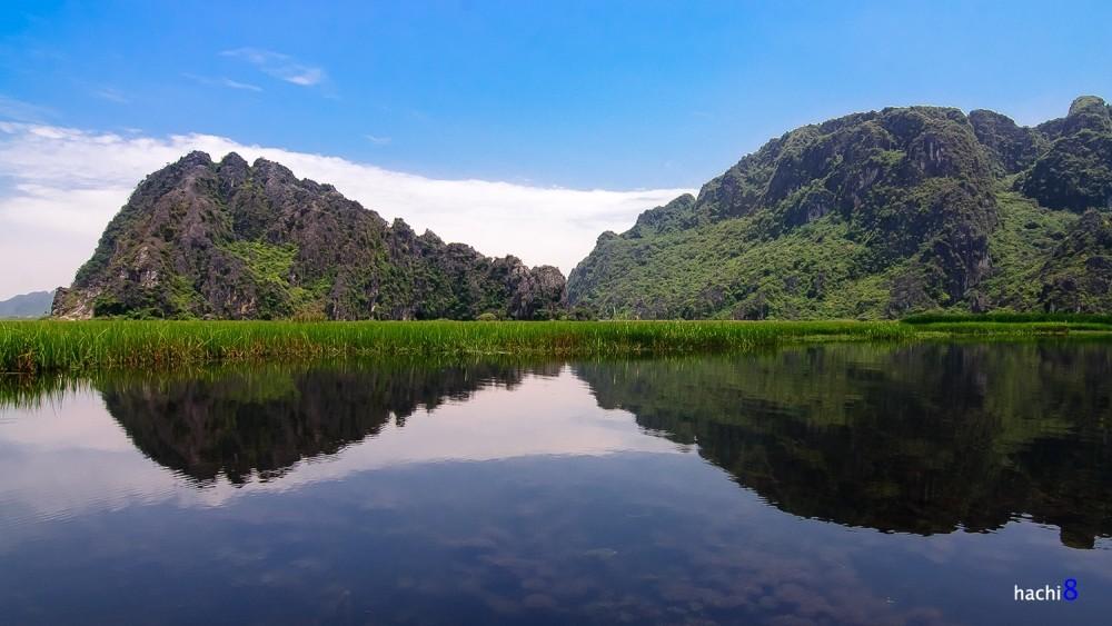 Ninh Binh - Van Long wetland 2