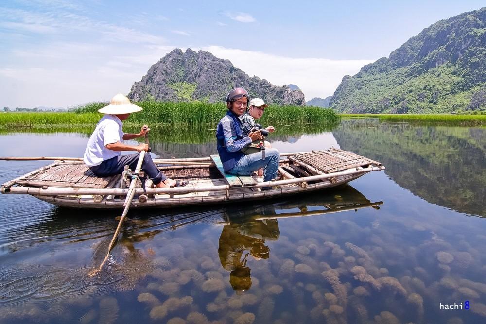 Ninh Binh - Van Long wetland 3
