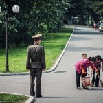 30+ rare photos show the many side of life inside North Korea