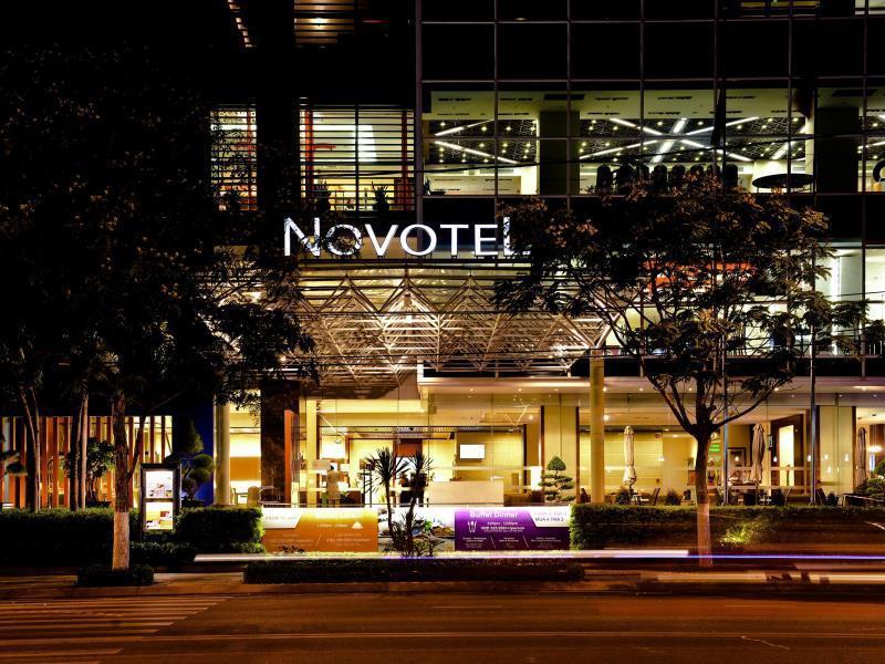 Novotel Nha Trang hotel. Photo: agoda.com
