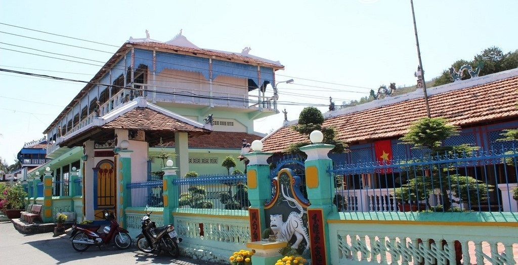 A corner of Long Son Big House. Photo: Kasem Theerakittayakorn