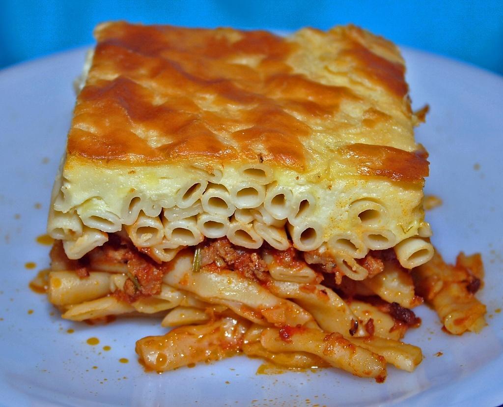 PASTITSIO-greek dish