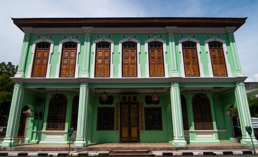 Peranakan museum. Source: penangtouristcentre.com.