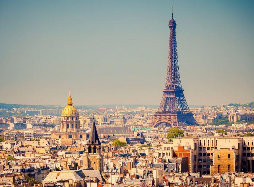 Paris, France 10 most popular place