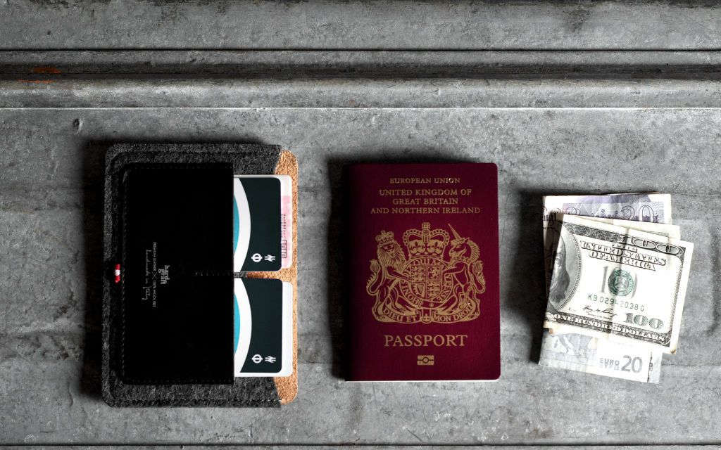 Passport and personal id