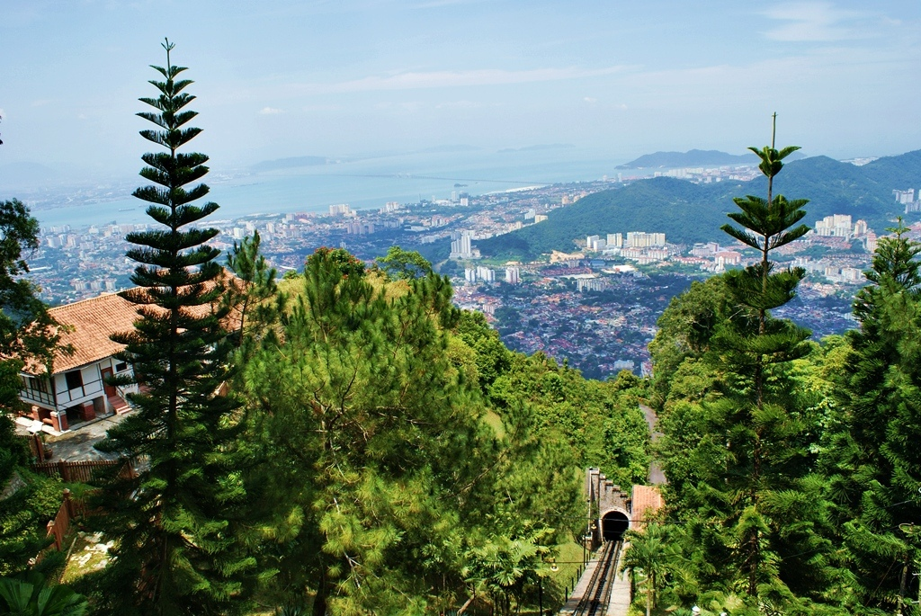 Penang hill, Malaysia. Source: flickr.com.