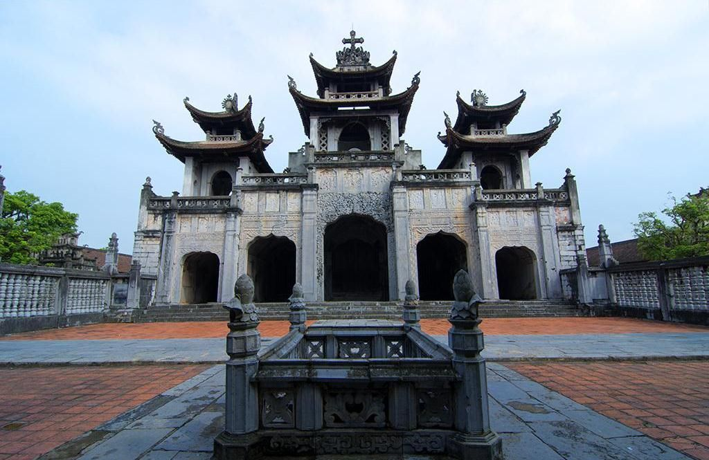 Phat Diem cathedral_ mytour.vn