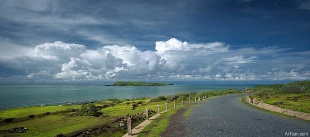 Phu quy sky road