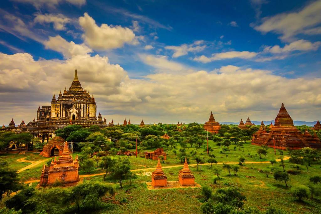 Plentiful of ancient temples in Baigan_Baigan travel guide_source: blog.bucketlisly.com