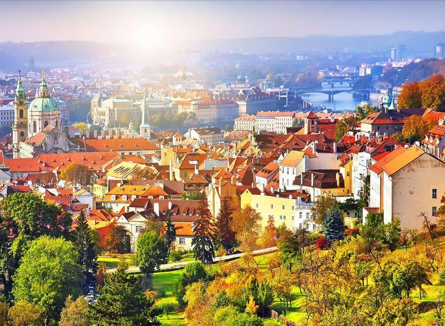 Prague, Czech Republic 10 most popular place
