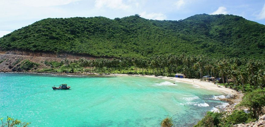 Pristine beauty of Nam Du Islands