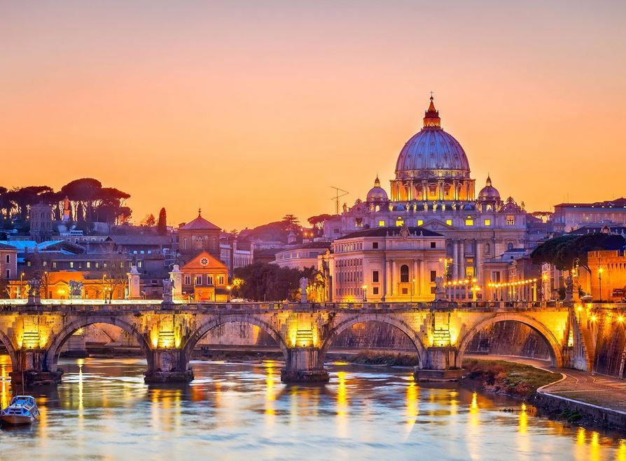 Rome, Italy 10 most popular place