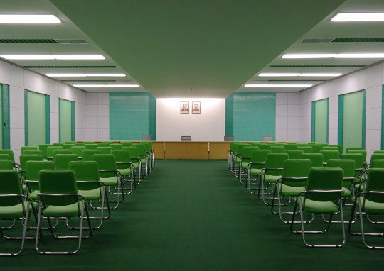 Rungrado 1st of May Stadium, Pyongyang hall room