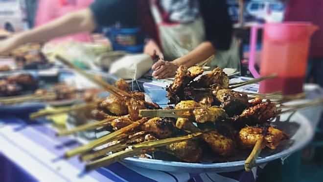 Satay Langkawi Night Market