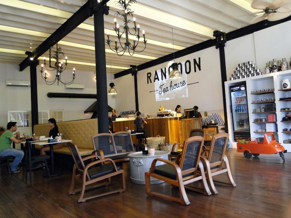 Teahouse rancoon
