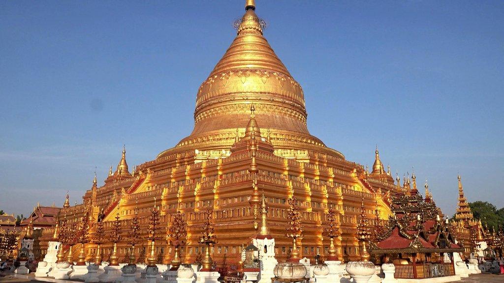 Temples of ancient Bagan_Bagan travel guide_source: wwwyoutube.com
