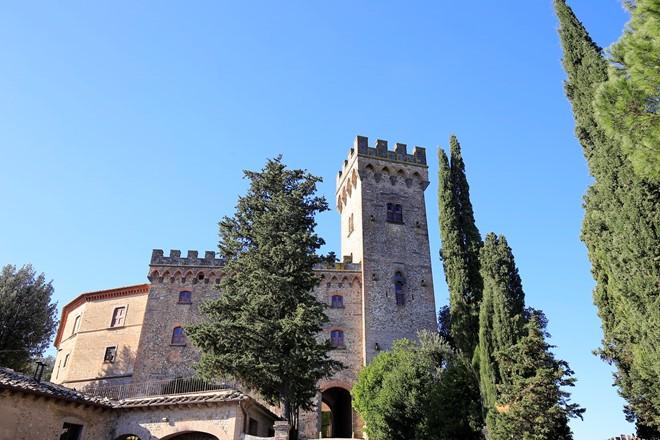 Tuscany-Italy-Guicciardini-castle