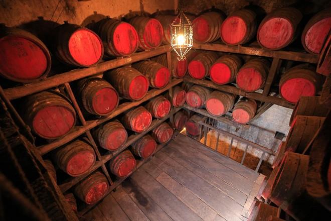 Tuscany-Italy-wine-cellar
