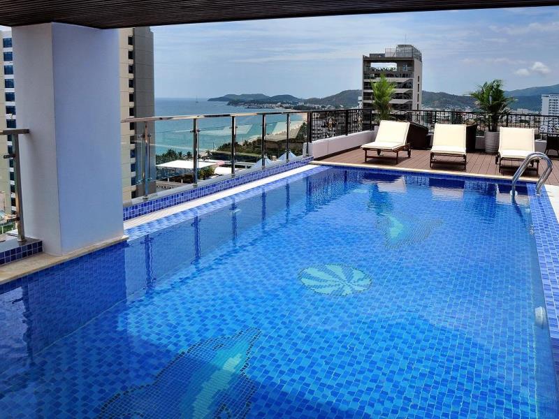 Apus hotel. Photo: agoda.com