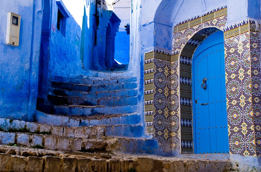 Pictures of chefchaouen morocco