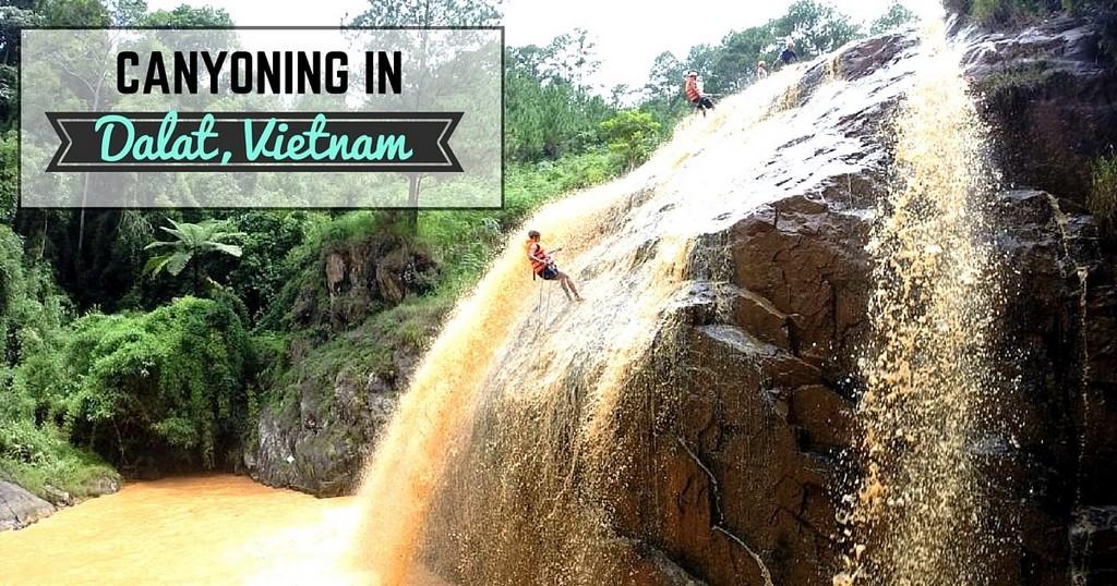 canyoning in dalat vietnam (1)