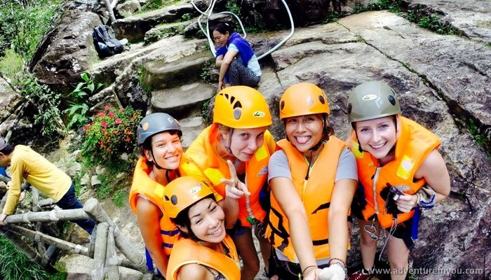canyoning in dalat vietnam (4)