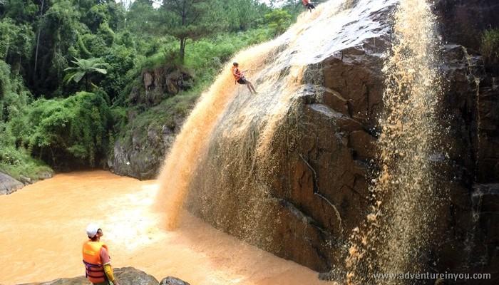 canyoning in dalat vietnam (6)