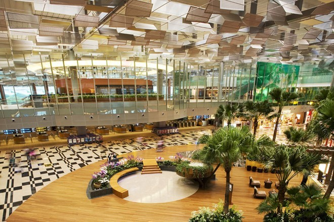 Changi airport singapore travel guide