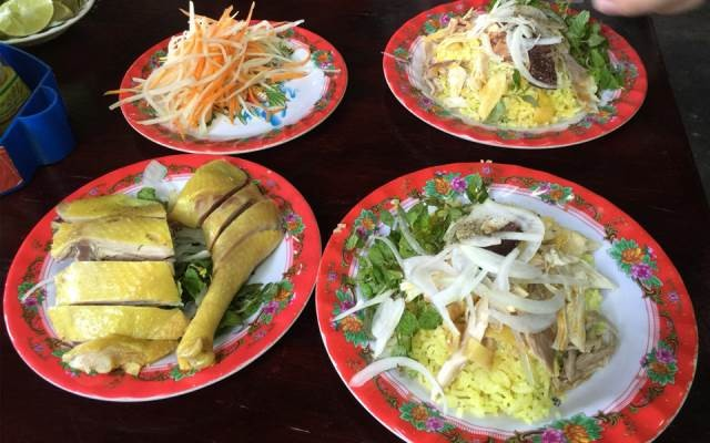 chicken rice hoi an travel guides 5