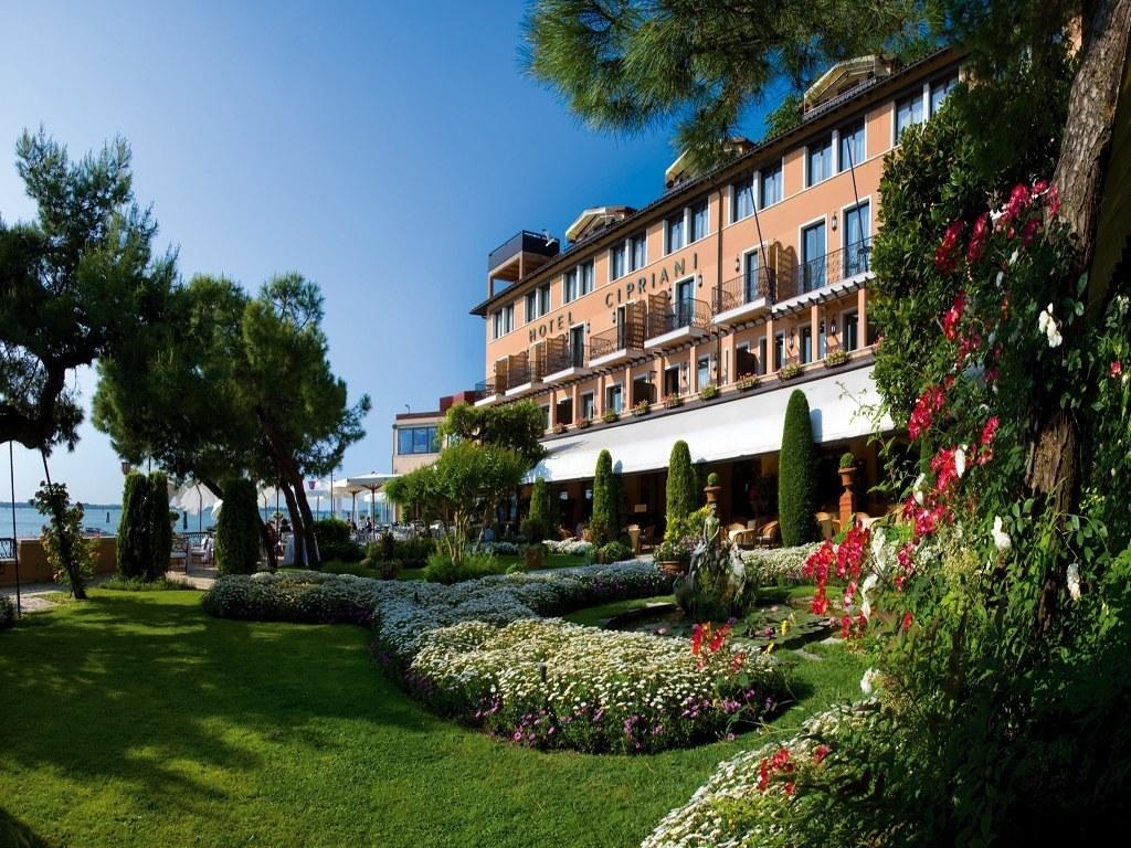 Courtesy Belmond Hotel Cipriani