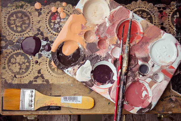 Ernest Zacharevic paints Penang