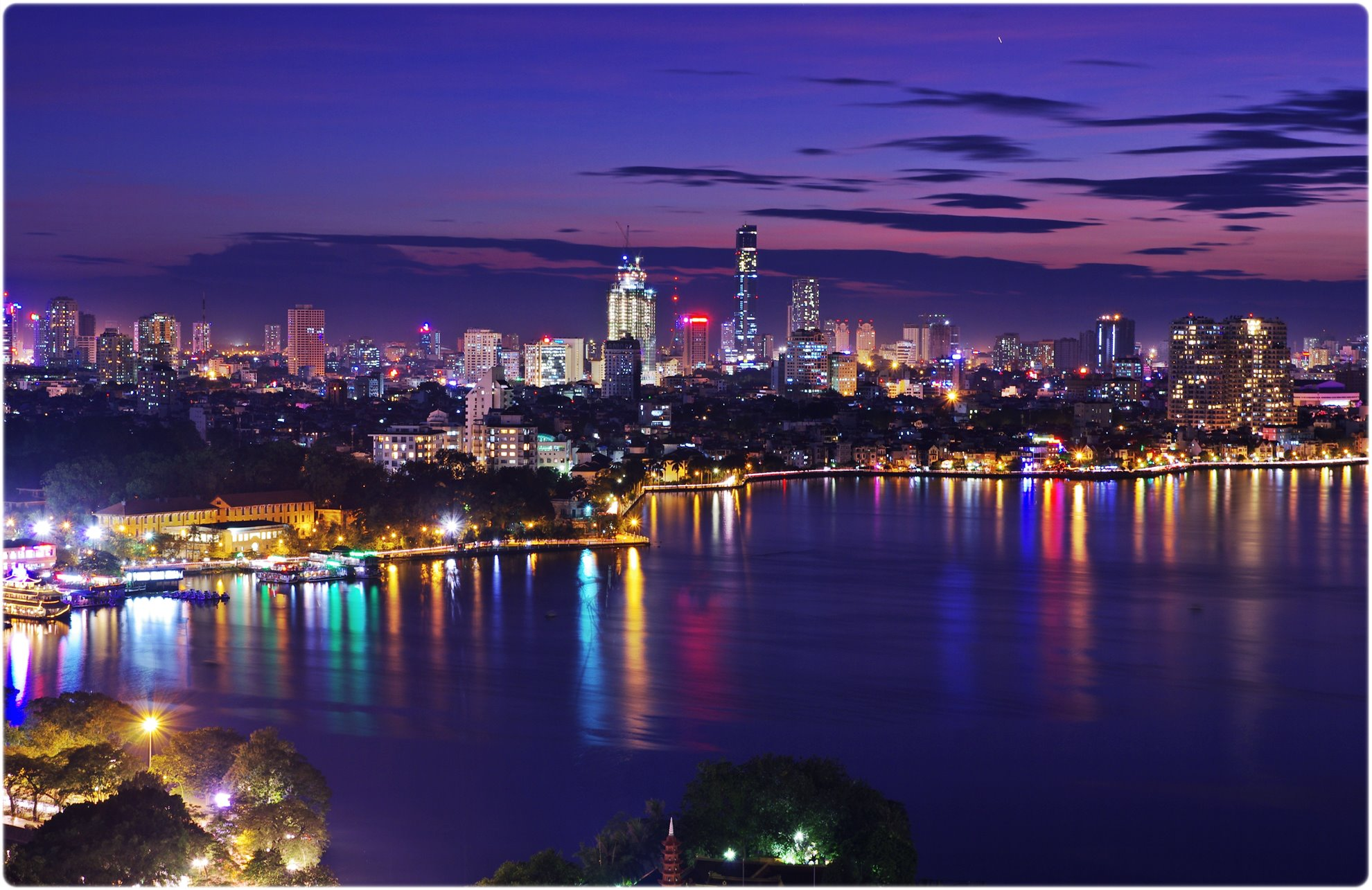 hanoi skyline places to see
