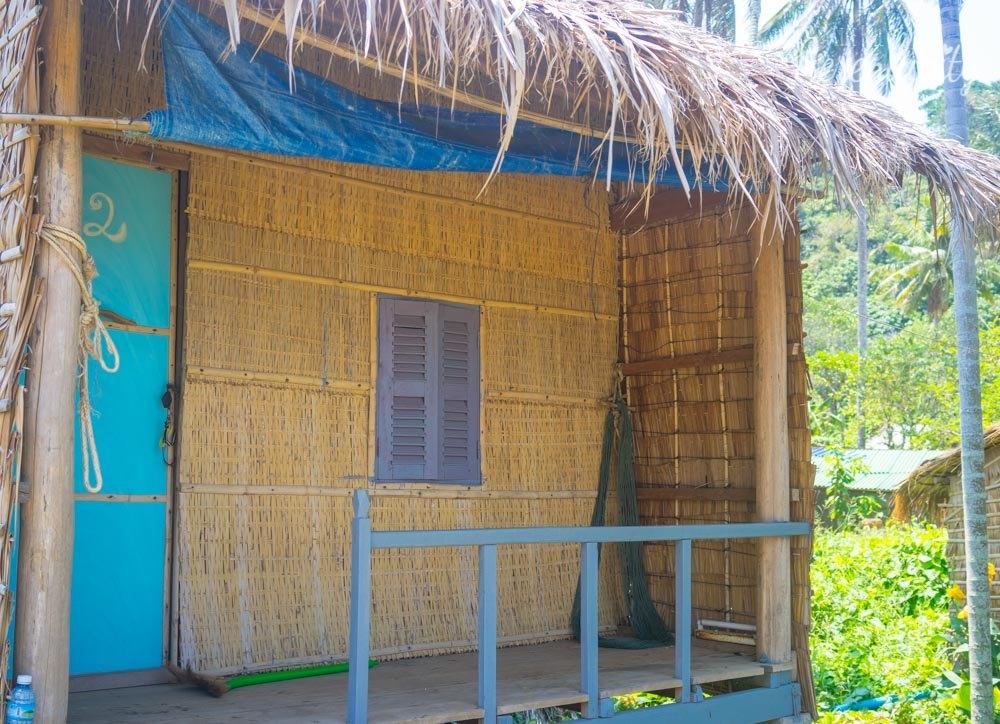 house in koh tonsay cambodia