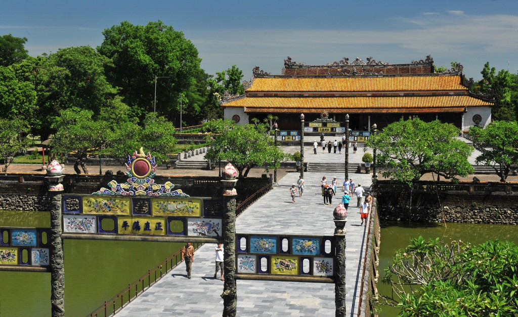 This is one of the most popular destination for tourists when coming to Hue.