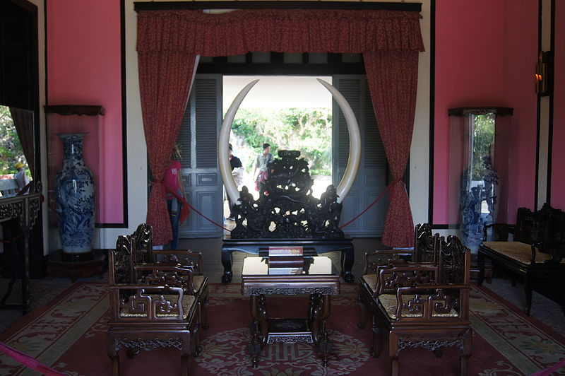 inside white palace vung tau vietnam guide bach dinh vung tau things to do attractions address