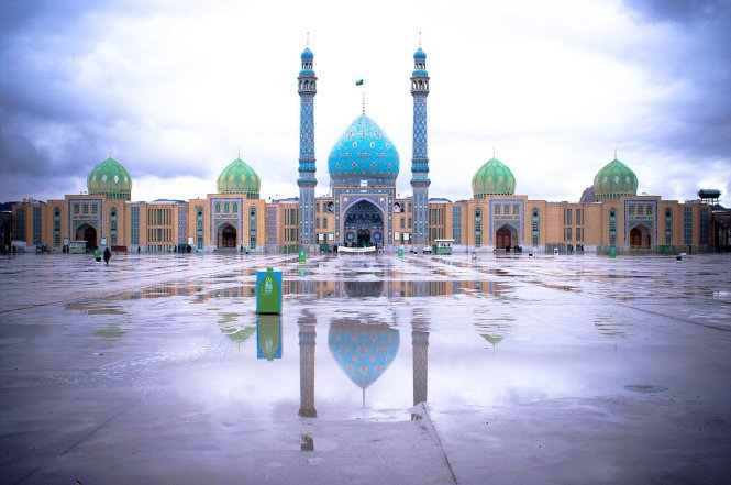 Jamkaran Mosque in Qom – Photo: wiki
