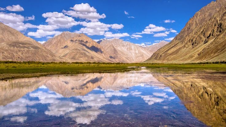 ladakh- the land of high passes. Source: the internet.