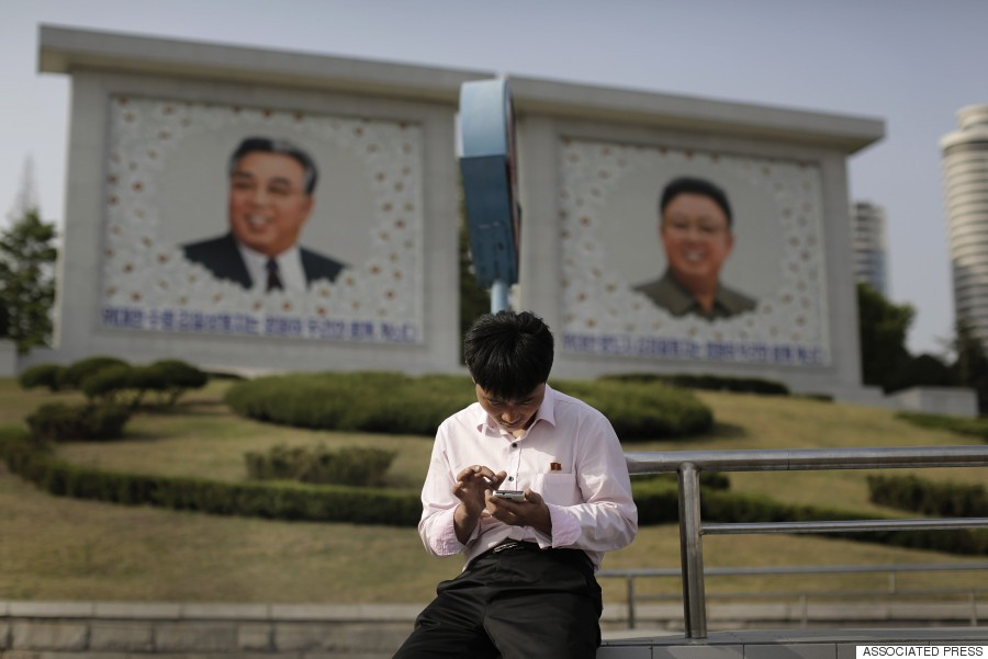 leader photo park Pyong yang