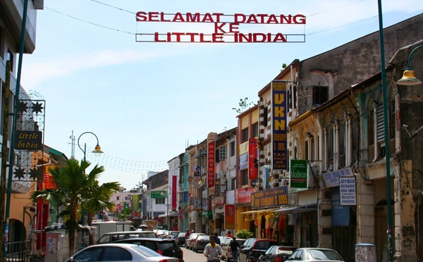 Little India. Source: penang.ws.