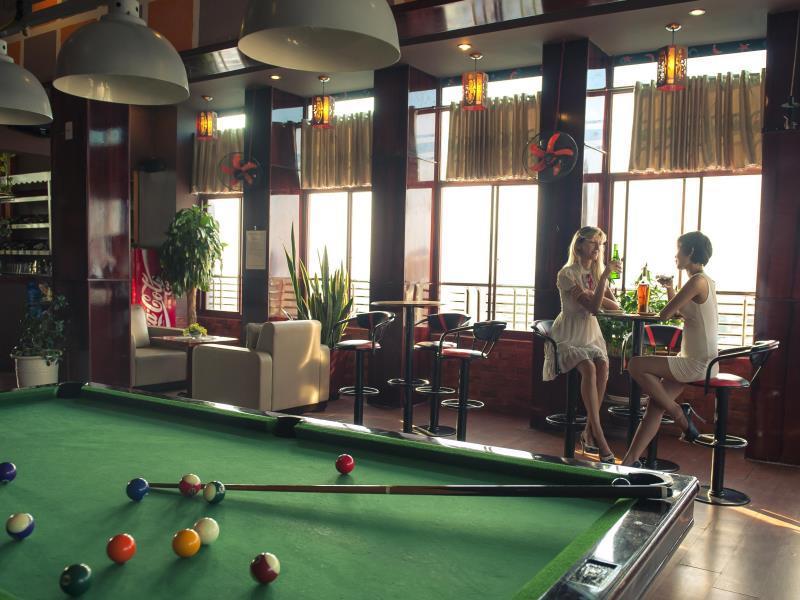 Nha Trang Summer hotel. Photo: agoda.com