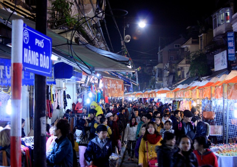 night market 36 street hanoi old quarter of hanoi hanoi tourist attractions hanoi tourist information things to do in hanoi hang bac th